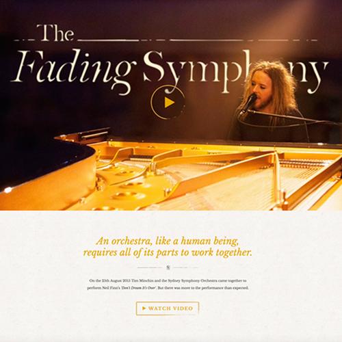 thefadingsymphony.com