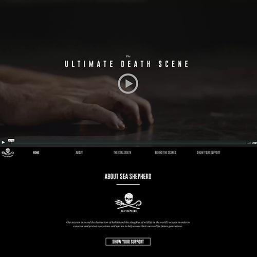 ultimatedeathscene.com
